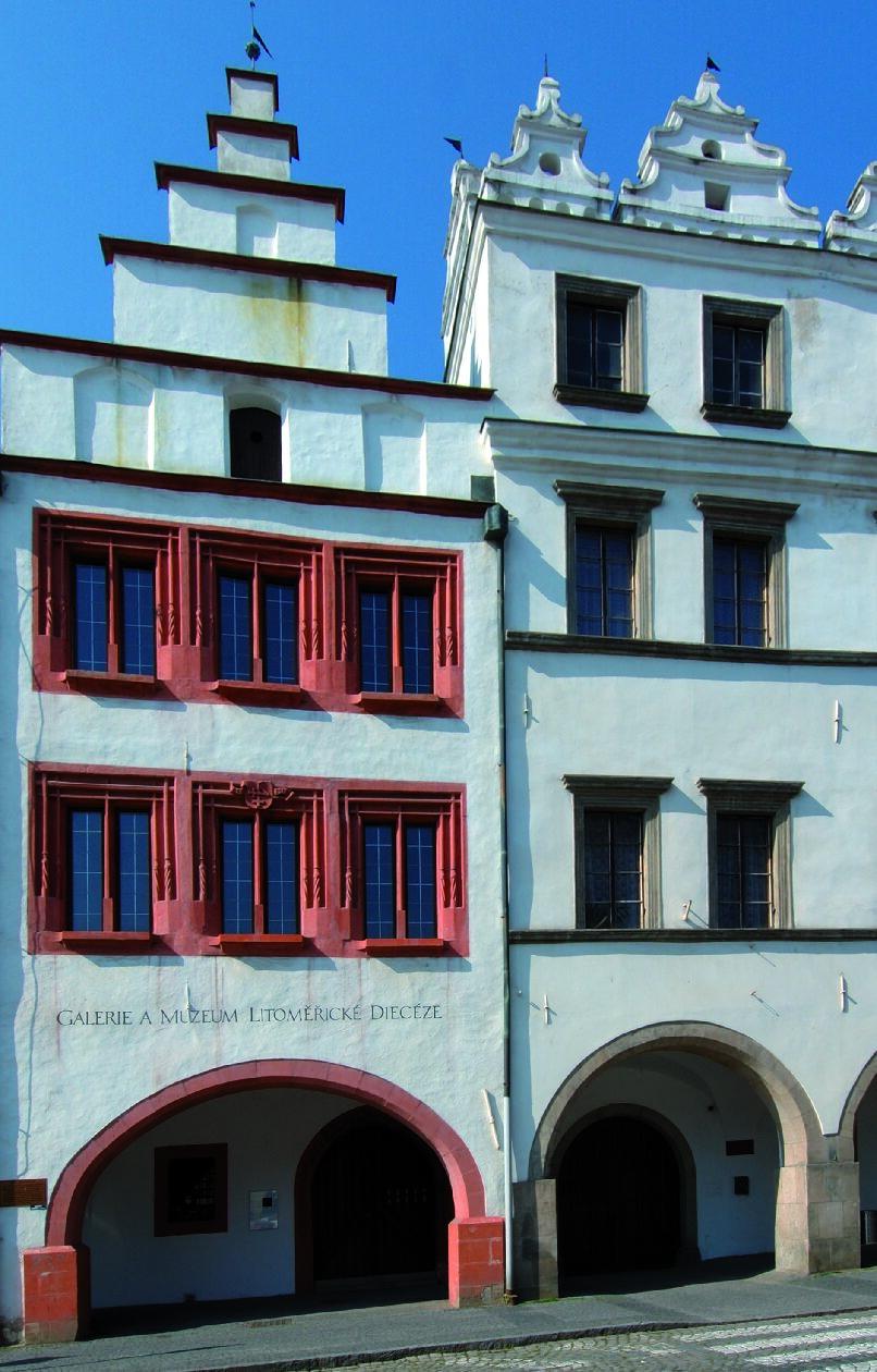 Galerie a muzeum litoměřické diecéze (DOČASNĚ UZAVŘENO)