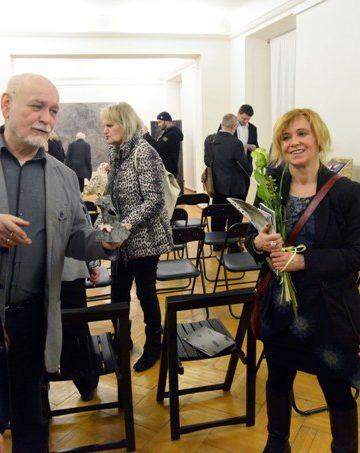 Svatopluk Klimeš - fotografie z vernisáže