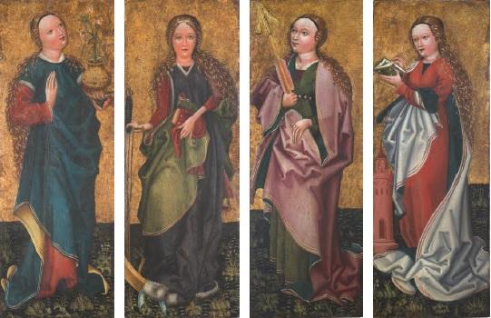Nový exponát v Galerii a muzeu litoměřické diecéze