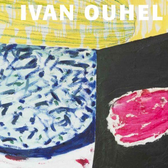 Komentovaná prohlídka výstavy Ivan Ouhel s Janem Brodským