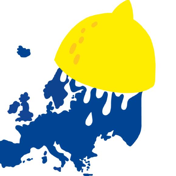 Komentovaná prohlídka výstavy Kyselá Evropa