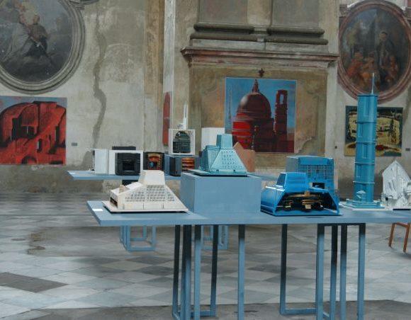JAN VANČURA Prostory – Obrazy – Objekty