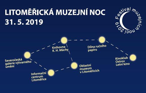 Litoměřická muzejní noc 2019