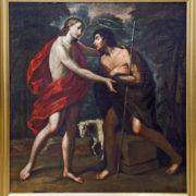 Komentovaná prohlídka výstavy Ozvěny baroka s Ľubomírem Turčanem