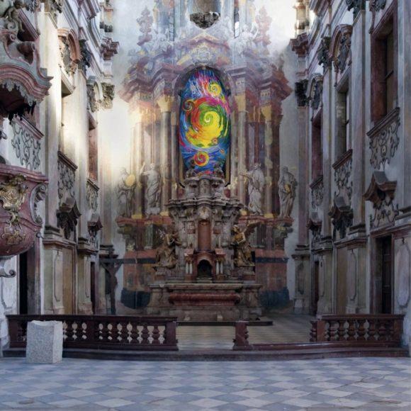 Aleš Lamr – Nebeská setba
