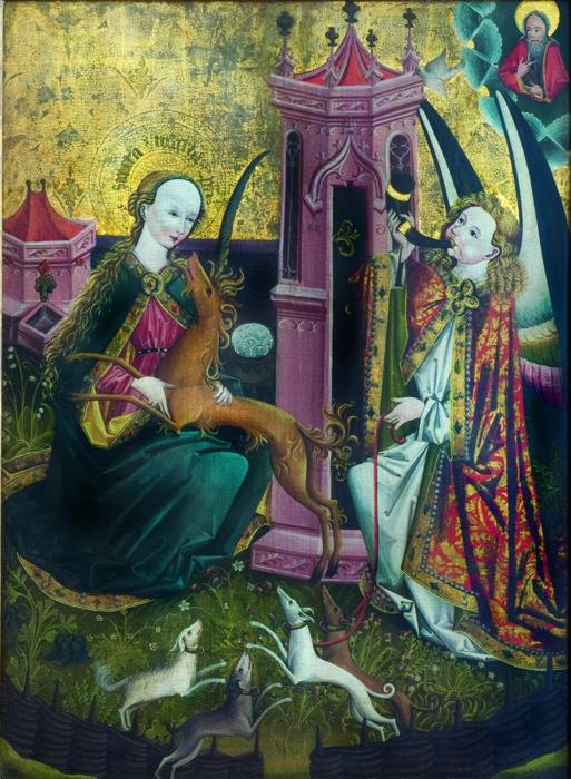 Gotické deskové malířství v Severozápadních a Severních Čechách
