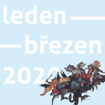 Doprovodné akce leden – březen 2020
