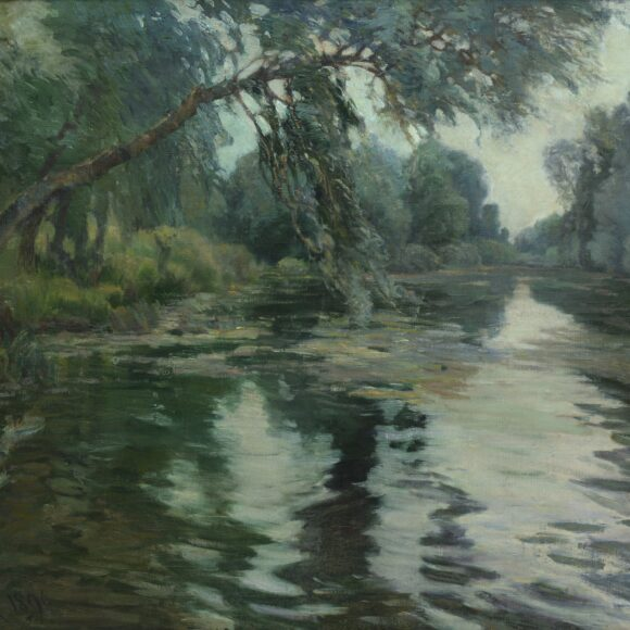 Impresionismus. Krajina barvy a světla