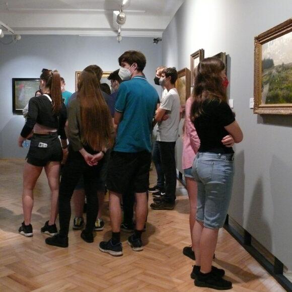 Komentované prohlídky k výstavě IMPRESIONISMUS. Krajina barvy a světla