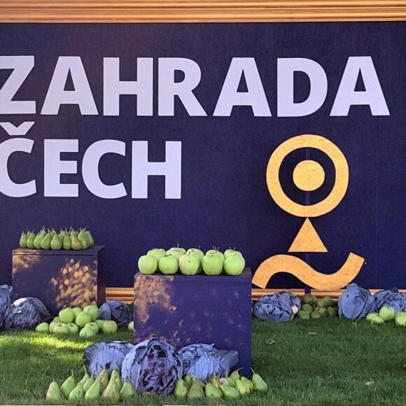 Poslední den Zahrady Čech s naší galerií
